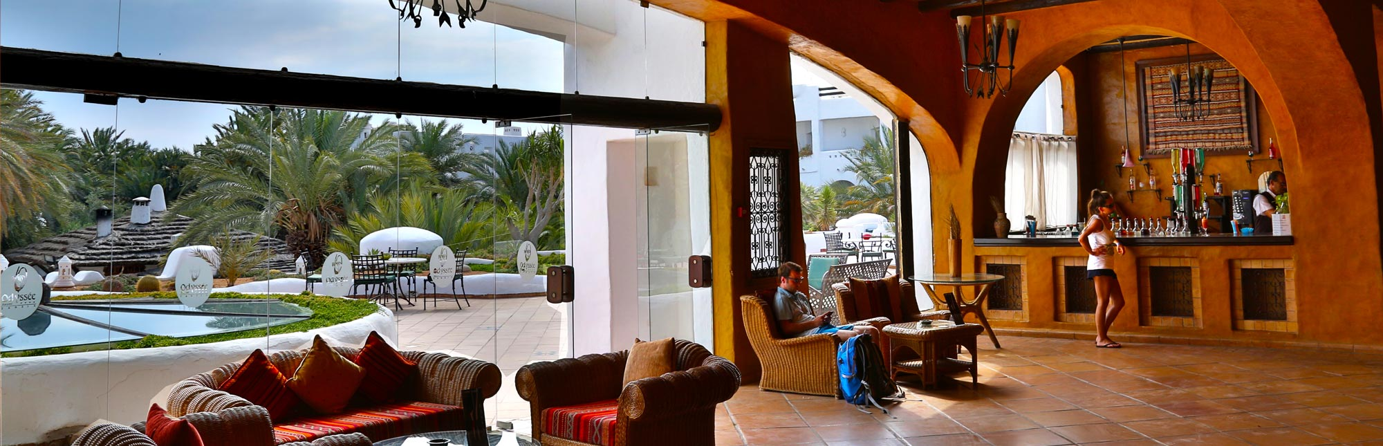 ODYSSEE RESORT Hotel Djerba Zarzis - Home